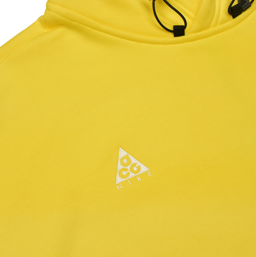Nike ACG Pull Over Hoodie Opti Yellow/Summit White