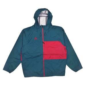 Nike ACG 2.5L Packable Jacket Midnight Turquoise/Noble Red