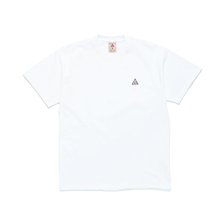 Nike ACG NRG Embroidered Tee White/Anthracite DC4081-100