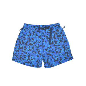 Nike ACG Shorts Woven All Over Print Hyper Royal