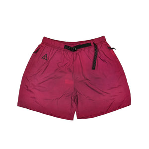 Nike ACG Woven Shorts Villain Red