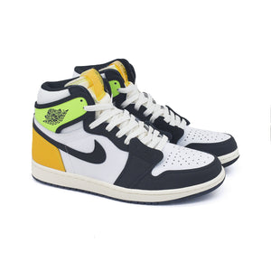 "Nike Air Jordan 1 Retro High ""Volt Gold"" 555088-118"