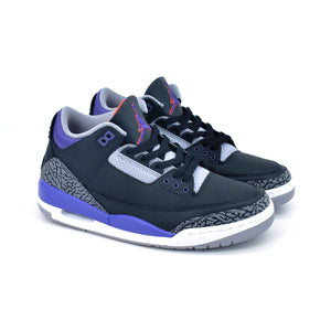 "Nike Air Jordan 3 Retro ""Court Purple"" CT8532-050"