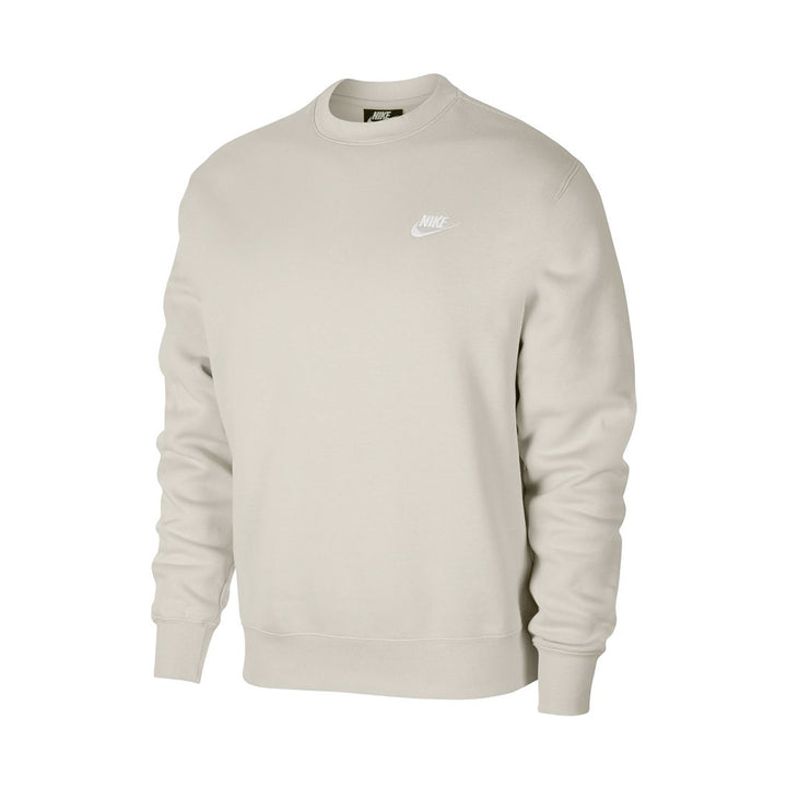Nike Sportswear Club Crewneck Light Bone