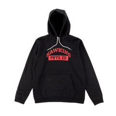 Nike x Stranger Things Club Hoodie Black