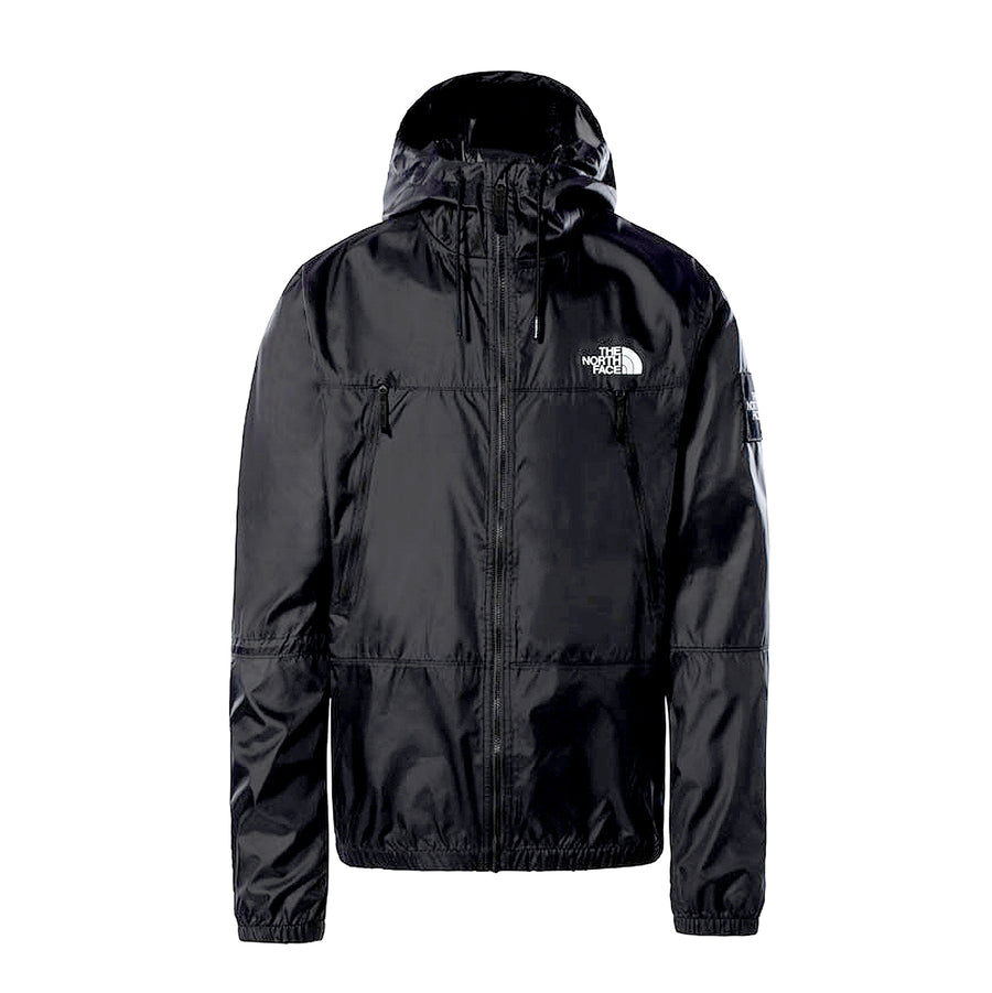 The North Face Men Black Box 1990 Wind Jacket Black