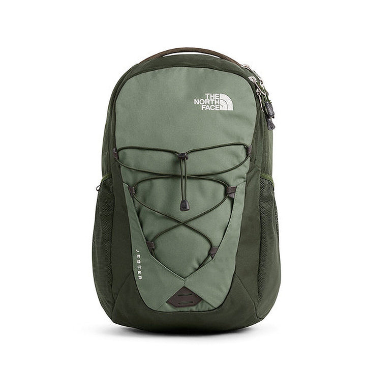 The North Face Jester Backpack New Taupe Green/Highrise Grey