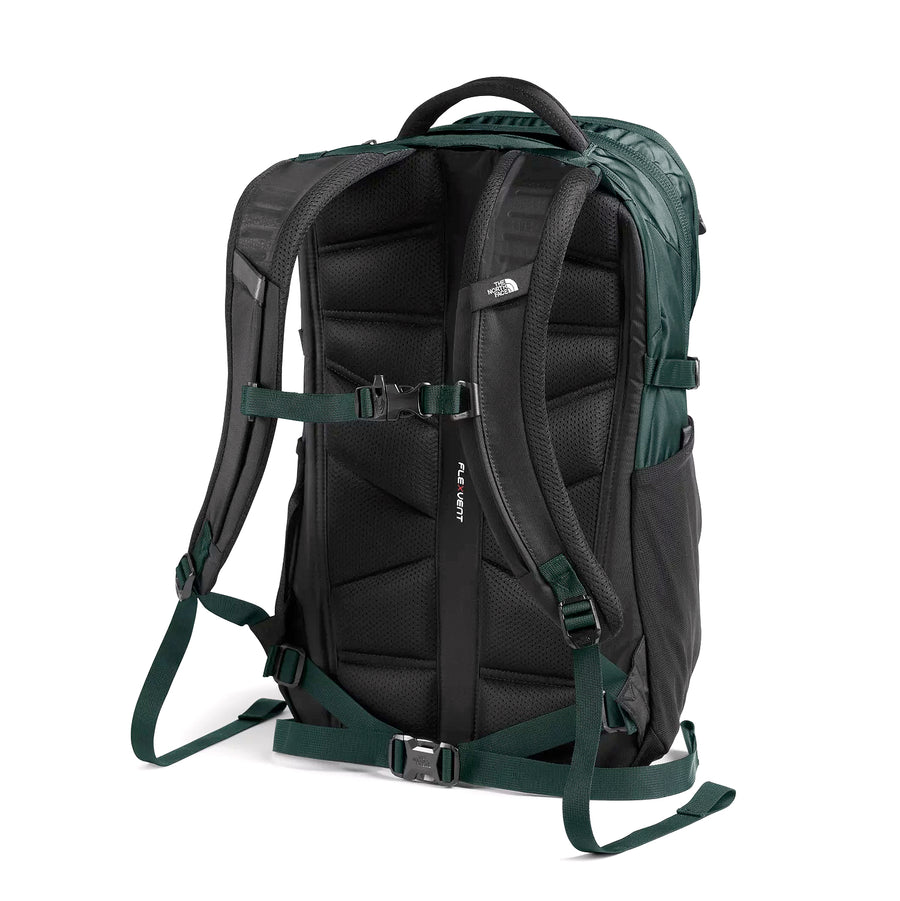 The North Face Recon Backpack Scarab Green/TNF Black