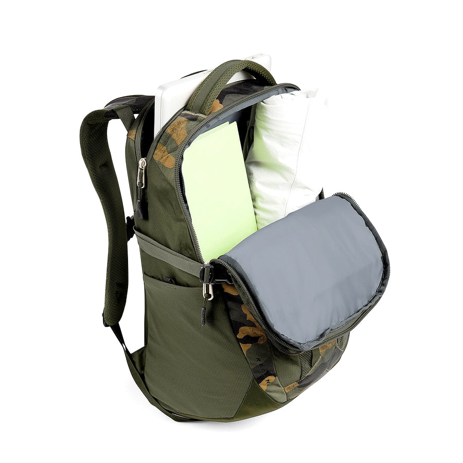 The North Face Recon Backpack Burnt Olive Green/Camo