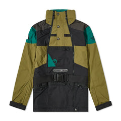 The North Face Steep Tech Apogee Jacket Burnt Olive Green/Evergreen/TNF Black