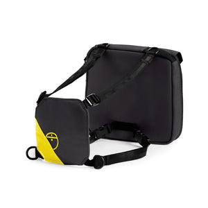 The North Face Steep Tech Chest Pack Black/Lightning Yellow
