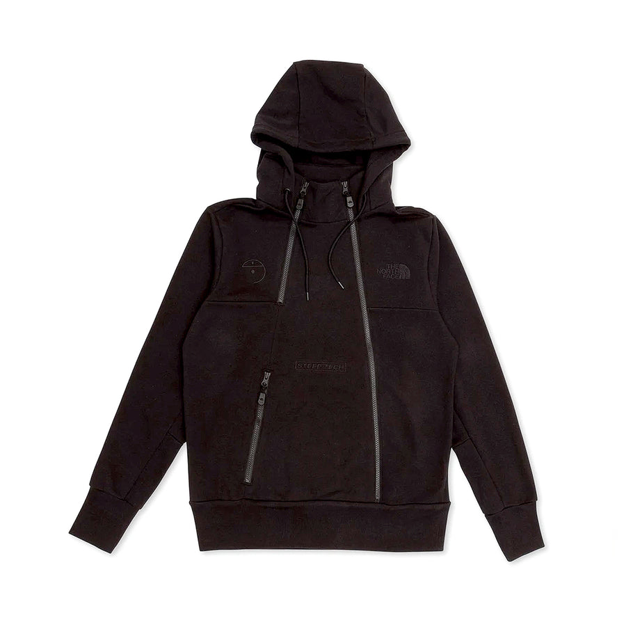 The North Face Steep Tech Logo Hoodie Black