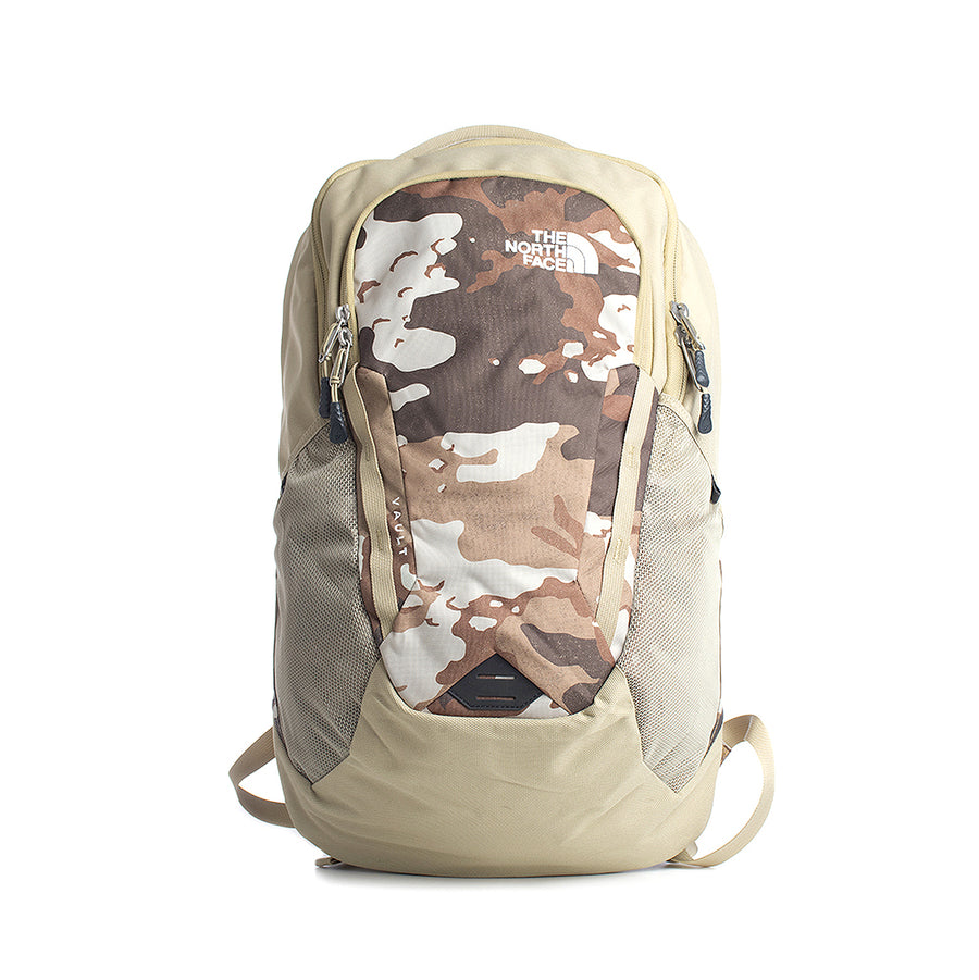 The North Face Vault Backpack Woodchip Camo/Khaki