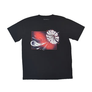 Raised By Wolves1061C Tee Black