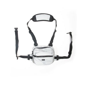 StreetX Chest Bag Reflective Silver