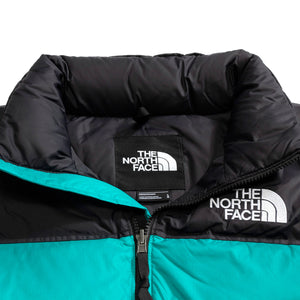 The North Face '96 Retro Nuptse Jacket Jaiden Green/Black