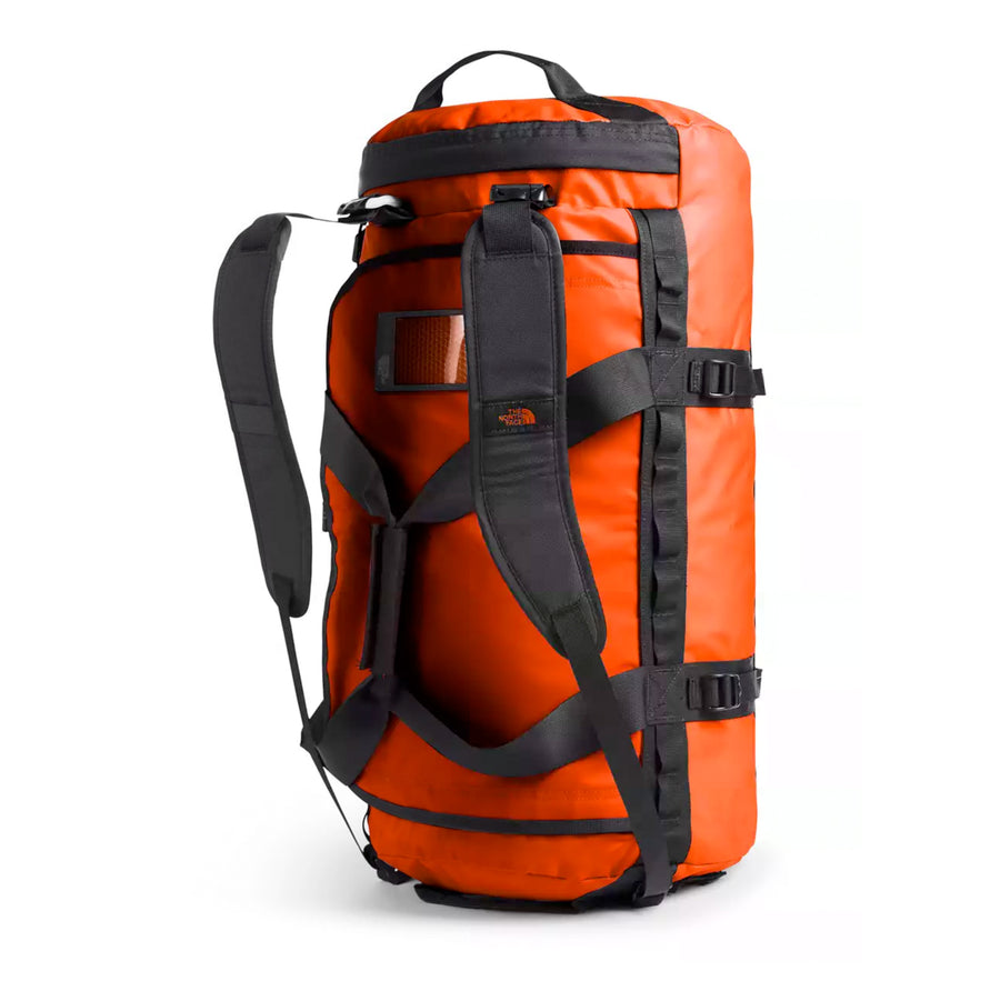 The North Face Base Camp Medium Duffel Persian Orange