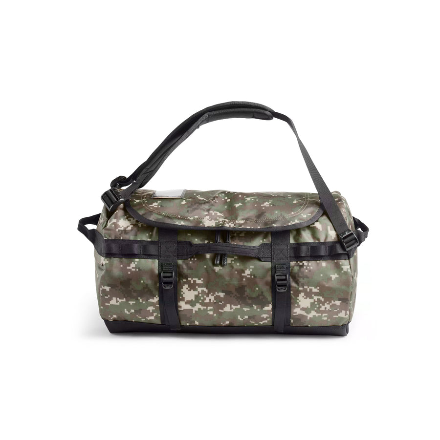 The North Face Base Camp Small Duffel Burnt Olive Digi Camo