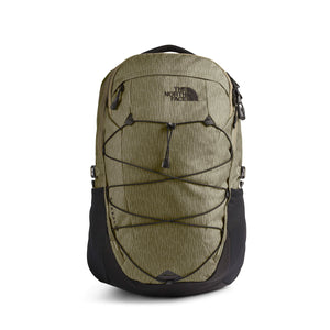 The North Face Borealis Backpack Burnt Olive Green Rain Camo