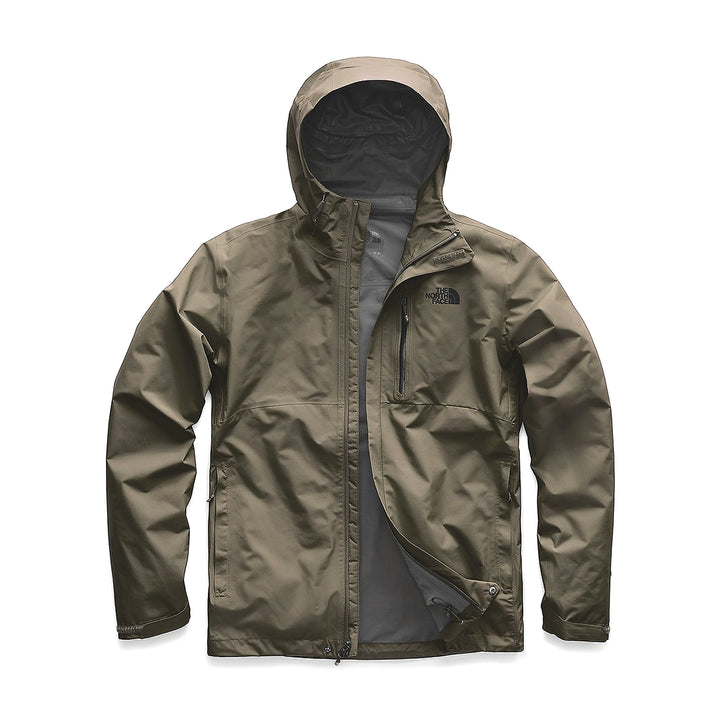 The North Face Dryzzle Jacket New Taupe Green