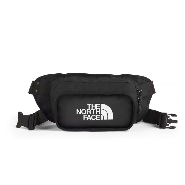 The North Face Explore Utility Hip Pack TNF Black