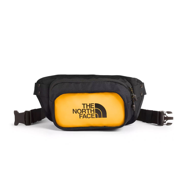 The North Face Explore Utility Hip Pack TNF Yellow/TNF Black