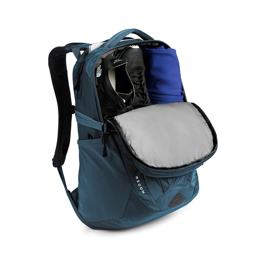 The North Face Recon Backpack Blue Wing Teal
