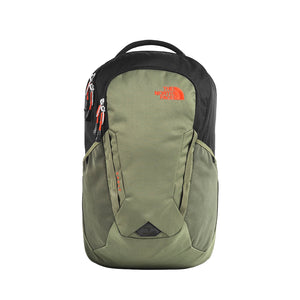 The North Face Vault Backpack Four Leaf Clover Green/Black