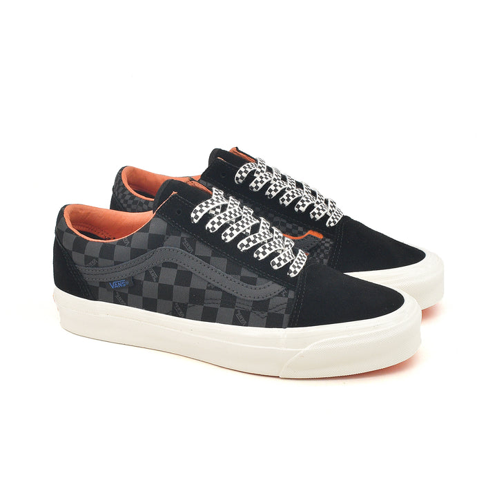 Vans Vault x Porter OG Old Skool LX Black/Orange