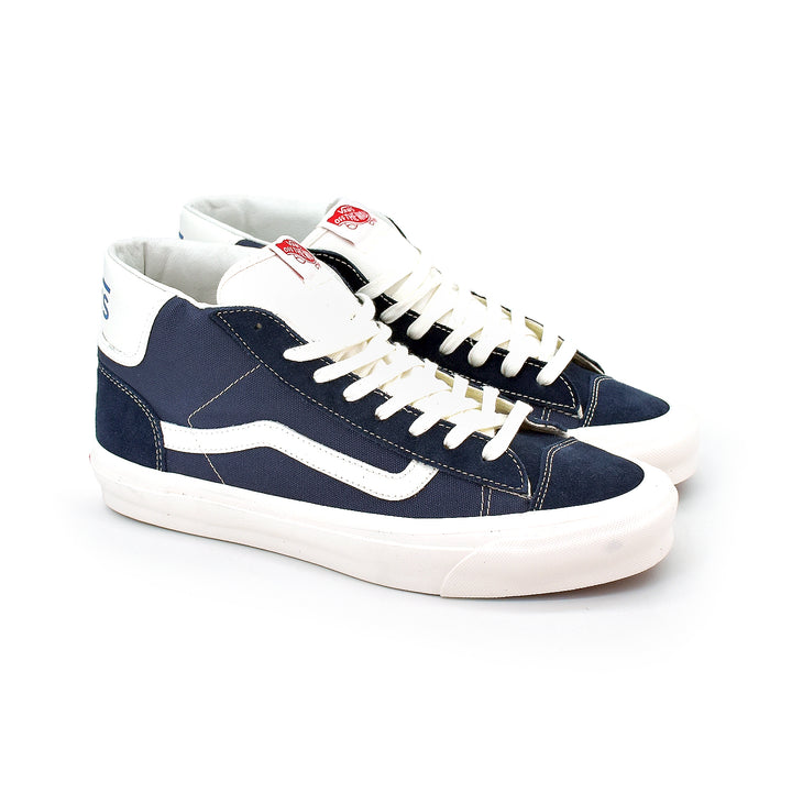 Vans Vault OG Mid Skool LX Parisian Night/Marshmallow