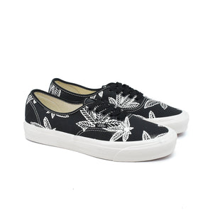 "Vans Vault OG Authentic LX ""Sweet Leaf"" Skunk VNA4BV94JN.BLK"
