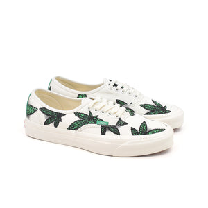 "Vans Vault OG Authentic LX ""Sweet Leaf"" Green VNA4BV94JM.GRN"