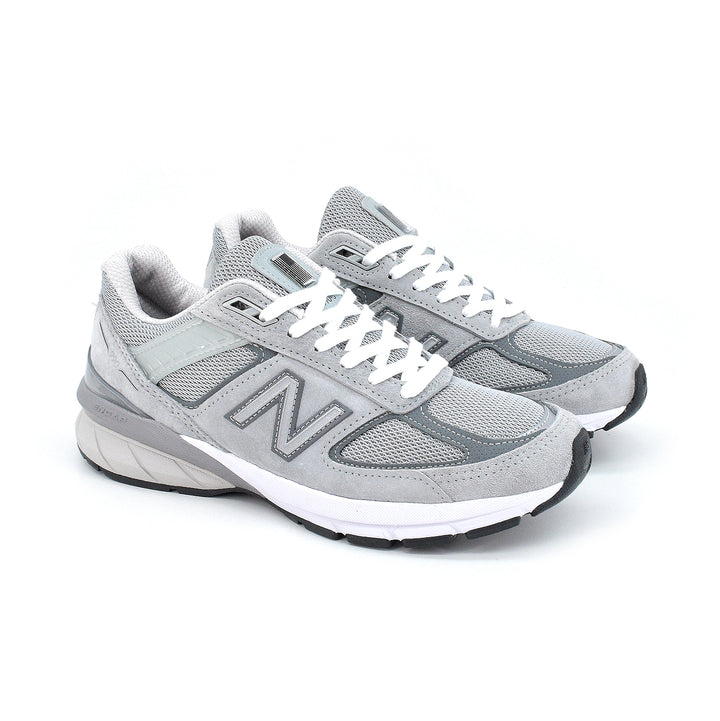 New Balance Women's Made In USA 990v5 Grey W990GL5