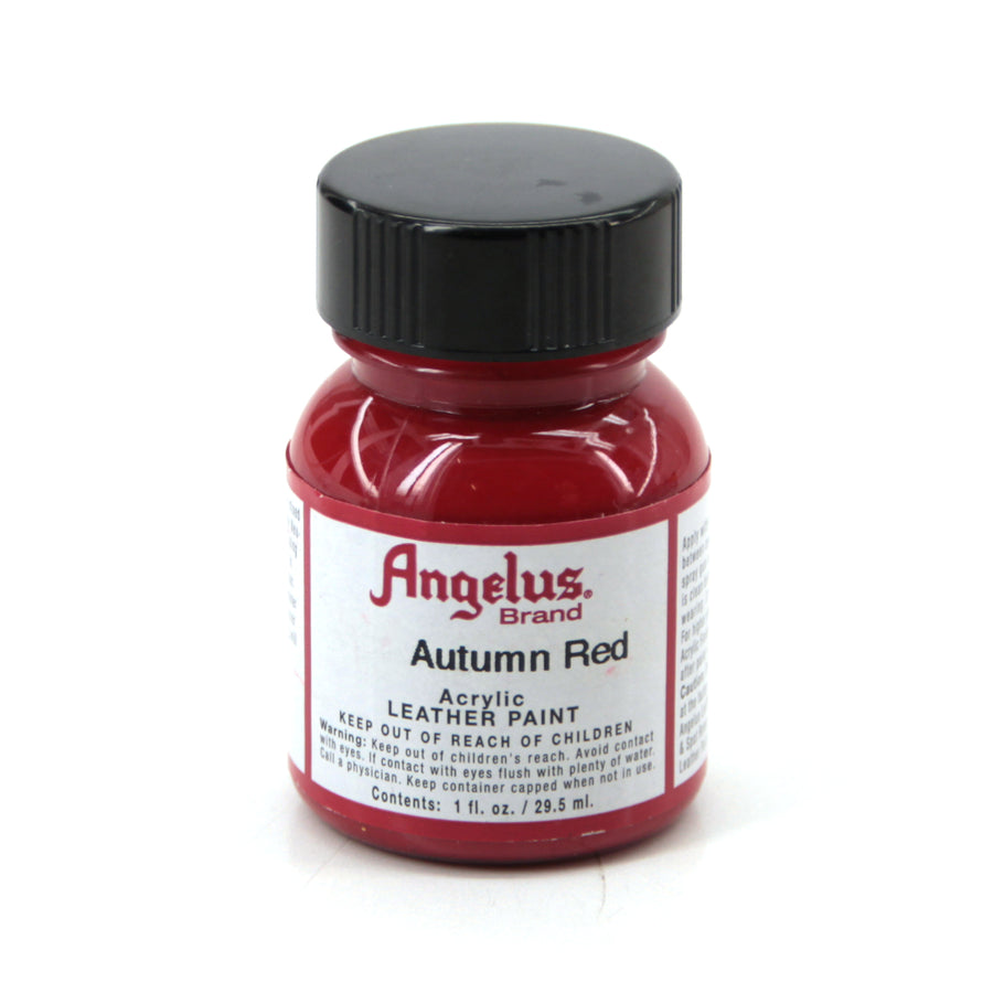 Angelus Paint 1 Ounce Autumn Red