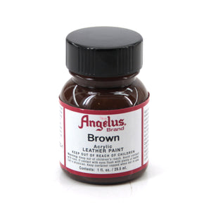 Angelus Paint 1 Ounce Brown