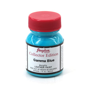 Angelus Paint 1 Ounce Collector Edition Gamma Blue