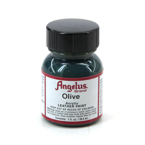 Angelus Paint 1 Ounce Olive