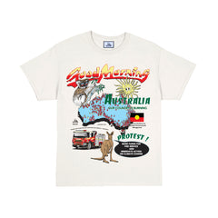Jungles x Laced - Good Morning Australia - Bushfire Charity Tee