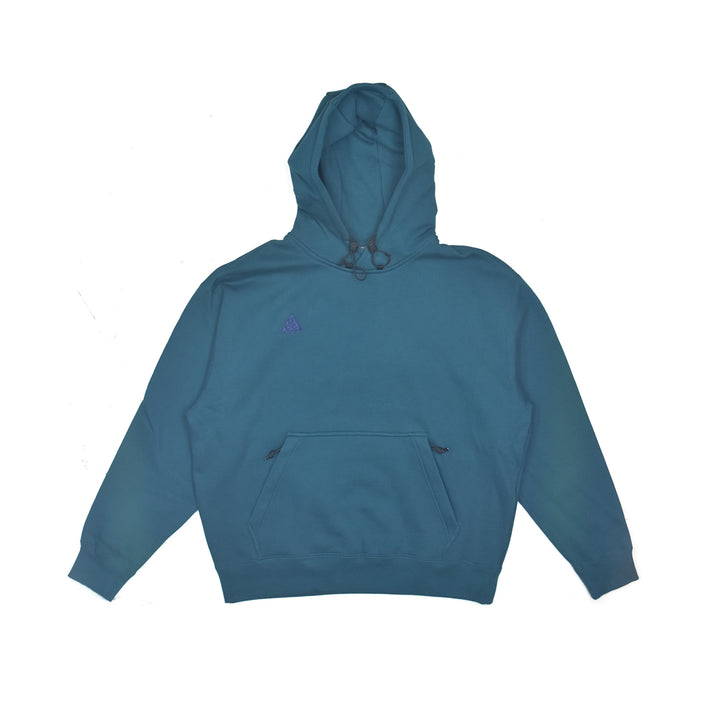 Nike ACG Pull Over Hoodie Midnight Turquiose/Court Purple
