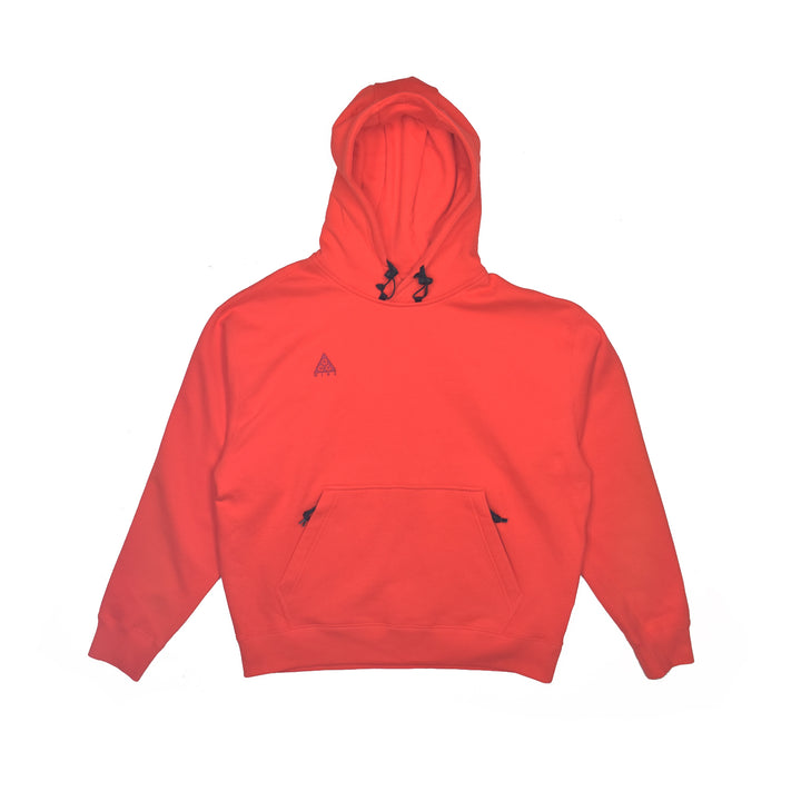 Nike ACG Pull Over Hoodie Habanero Red/Noble Red