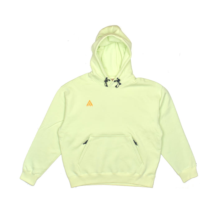 Nike ACG Pull Over Hoodie Luminous Green/Uni Gold