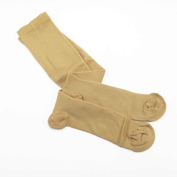 15acd841fa0 ... Medical Compression Socks Pressure Varicose Veins Leg Relief Knee High  Stockings 1 Pair ...