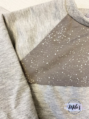Glow in the Dark Constellation Sweater