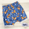 Fox Harem Shorts