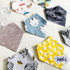 Gift Box of Bandana Bibs
