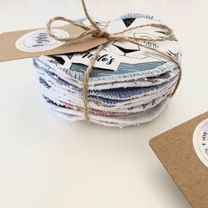 ReUsable and Eco Friendly Make Up Remover Pads
