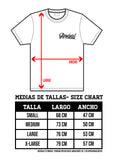 Camiseta - Tiempos Salvajes tee (Light Grey)
