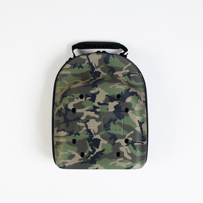 New Era Carrier 6 pack Woodcamo