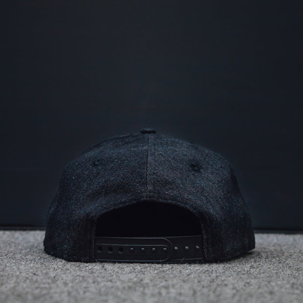 CHARACTER 9FIFTY BUGBUN BLK BLACK