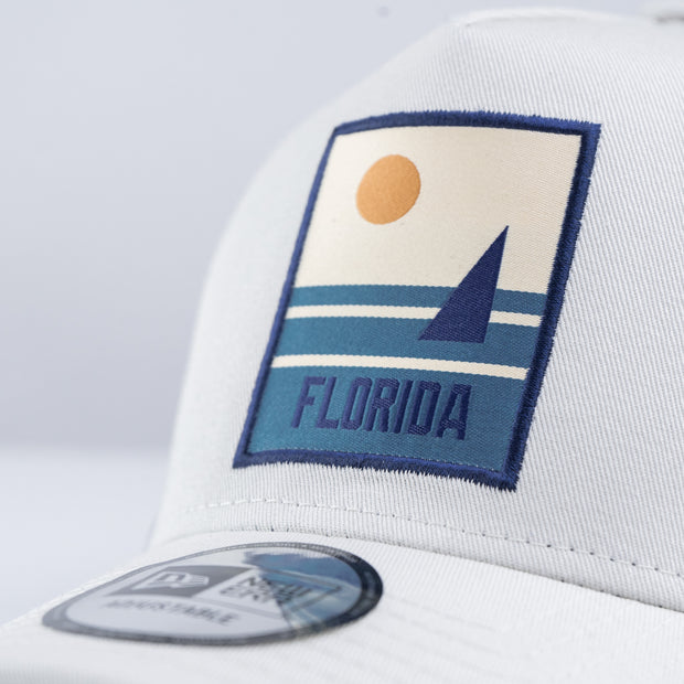 "New Era Location Trucker ""Florida"""